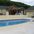 Swimming pool at Best Western Berkeley Springs Inn
