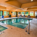 Swimming pool at Best Western Bradbury Inn & Suites
