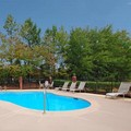 Swimming pool at Best Western Braselton Inn