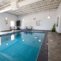 Swimming pool at Best Western Brighton Inn