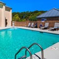 Swimming pool at Best Western Butner Creedmoor Inn