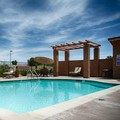 Swimming pool at Best Western California City Inn & Suites