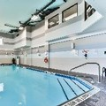 Swimming pool at Best Western Cambridge Hotel