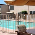 Swimming pool at Best Western Canoga Park Motor Inn