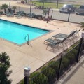 Swimming pool at Best Western Canton Inn