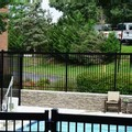 Swimming pool at Best Western Capital Beltway Hotel