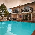 Swimming pool at Best Western Cedar Inn & Suites