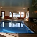 Swimming pool at Best Western Celina