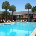 Swimming pool at Best Western Charleston Inn