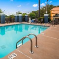 Swimming pool at Best Western Commerce Inn