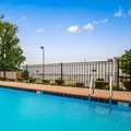 Swimming pool at Best Western Conway