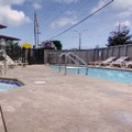 Swimming pool at Best Western De Anza Inn