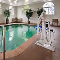 Swimming pool at Best Western Deer Park Inn & Suites