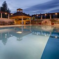 Swimming pool at Best Western Dry Creek Inn