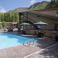 Swimming pool at Best Western Durango Inn & Suites
