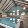 Swimming pool at Best Western Eagles Inn