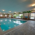 Swimming pool at Best Western Edinburgh / Columbus