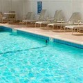 Swimming pool at Best Western Emporia