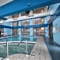 Swimming pool at Best Western Executive Inn