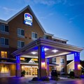 Exterior of Best Western Executive Inn & Suites