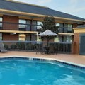 Swimming pool at Best Western Fayetteville Inn