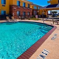 Swimming pool at Best Western Fort Worth Inn & Suites