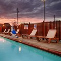 Swimming pool at Best Western Gadsden