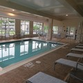 Swimming pool at Best Western Gettysburg