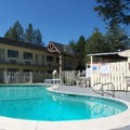 Swimming pool at Best Western Gold Country Inn