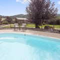 Swimming pool at Best Western Golden Spike Inn & Suites