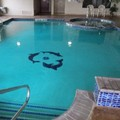 Swimming pool at Best Western Granbury Inn