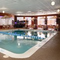 Swimming pool at Best Western Greenfield Inn