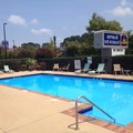 Swimming pool at Best Western Hampton Coliseum Inn