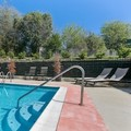 Swimming pool at Best Western Harker Heights