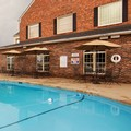 Swimming pool at Best Western Hendersonville Inn