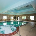 Swimming pool at Best Western Henrietta Inn & Suites