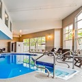 Swimming pool at Best Western Hotel Brossard