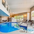 Photo of Best Western Hotel Brossard Pool