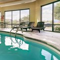 Swimming pool at Best Western Indianapolis South