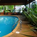 Swimming pool at Best Western Inn at Penticton