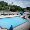Swimming pool at Best Western Inn of Brenham
