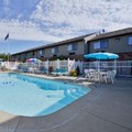 Swimming pool at Best Western Kendallville Inn