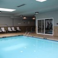 Swimming pool at Best Western King George Inn & Suites