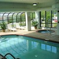 Swimming pool at Best Western Knoxville Suites
