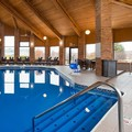 Swimming pool at Best Western Lakewood Inn