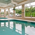 Swimming pool at Best Western Maple Ridge Hotel