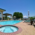 Swimming pool at Best Western Marble Falls Inn