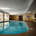 Swimming pool at Best Western Mason Inn