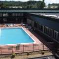 Swimming pool at Best Western Mountain View
