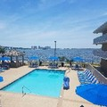 Swimming pool at Best Western Navarre Waterfront